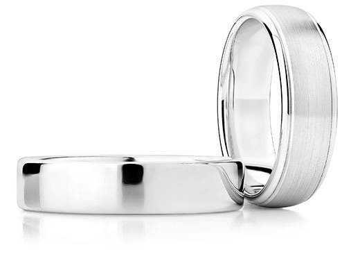Men's Wedding Ring Styles