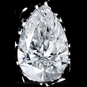 Pear Diamonds
